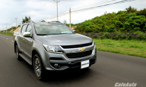 Hưởng thuế 0%, Chevrolet Colorado giảm giá 50 triệu đồng tại Việt Nam