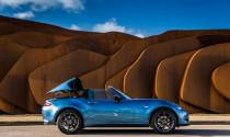 Xe mui trần Mazda MX-5 RF Sport Black giá chưa đến 800 triệu đồng tại Anh