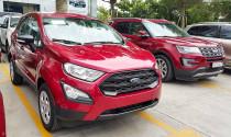 Ford EcoSport 2018 ''phiên bản taxi'' được trang bị những gì?