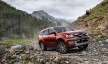 Ford Everest sắp ra mắt được trang bị hộp số tự động 10 cấp