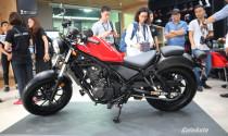 Khai trương cửa hàng Honda Moto Việt Nam đầu tiên với 9 mẫu xe nhập khẩu