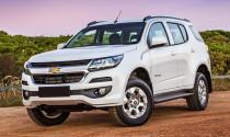 Soi chi tiết Chevrolet Trailblazer LT 2.5 MT vừa ra mắt
