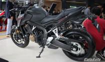 Tìm hiểu mẫu naked-bike Honda CB650F có giá 225,9 triệu đồng tại Việt Nam