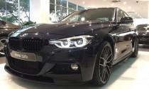 BMW 320i với gói độ M-Performance khác biệt của Thaco có giá 1,8 tỷ đồng