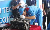 Khởi tranh hội thi tay nghề kỹ thuật viên Isuzu toàn quốc 2018