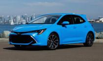 Toyota Corolla hatchback 2019 giá từ 21.000 USD tại Mỹ