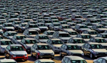 Lượng ô tô nhập về giảm 70% so với tuần trước