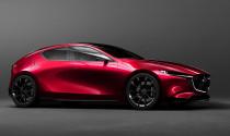 Mazda 3 thế hệ mới có thể được trình làng tại Triển lãm Los Angeles 2018
