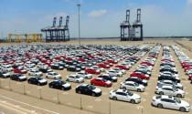 Lượng xe nhập khẩu về tuần qua tăng gấp 3 lần, đạt trị giá 21,5 triệu USD