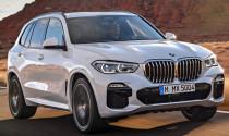 Những điểm cải tiến nổi bật trên BMW X5 2019