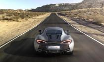 Sơ lược về ''bom tấn'' McLaren 570LT chuẩn bị ra mắt