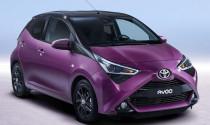 Toyota Aygo 2019 trình làng, giá từ 295 triệu đồng