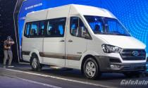 Điểm nóng tuần: Minibus 16 chỗ Hyundai Solati ra mắt tại Việt Nam, giá từ 1,08 tỷ đồng