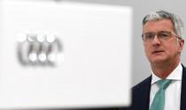 Tổng giám đốc Audi bị bắt khẩn để điều tra