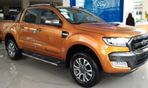 'Dọn đường' cho Ranger Raptor, Ford Ranger 2018 bị cắt giảm nhiều công nghệ