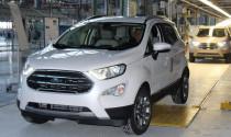 Ford EcoSport thế hệ mới được trang bị hệ dẫn động 4WD