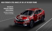 Honda CR-V 2019 được trang bị hệ dẫn động 4 bánh, tương tự Mazda CX-5