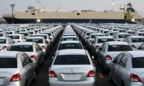 Lượng xe nhập về Việt Nam tăng giảm thất thường