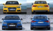 Những điểm khác biệt nổi bật trên Audi A4 2019 so với phiên bản 2014