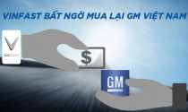 Tại sao VinFast bất ngờ mua lại General Motors Việt Nam?