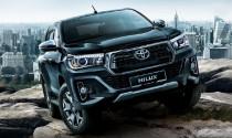 Tiếp bước Fortuner, Toyota Hilux 2018 tăng giá 22 triệu đồng