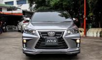 Toyota Innova hóa ''phượng hoàng'' với bản độ phong cách Lexus