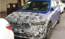 BMW X1 thế hệ 2019 bị bắt gặp trên đường chạy thử