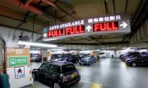 Thị trường chỗ để ôtô ở Hồng Kông tiếp tục nóng