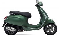 Vespa và Piaggio công bố giá bán hàng loạt phiên bản mới tại Việt Nam