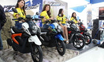 Xe giá rẻ Yamaha X-Ride 125 phiên bản mới trình làng
