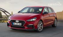 """""""Siêu phẩm"""" Hyundai i30 N-Line ra mắt"""