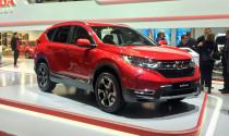 Honda CR-V 2018 thêm động cơ Turbo 1.5 lít ra mắt tại Châu Âu