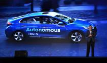 Hyundai hợp tác với công ty Israeli để sản xuất xe tự hành