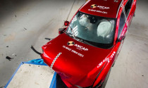 SUV Mazda CX-8 đạt chuẩn an toàn cao nhất từ ANCAP