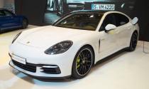 Panamera là mẫu xe bán chạy nhất của Porsche trong nửa đầu năm 2018