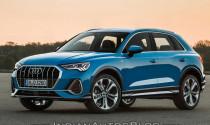 Audi Q3 2019 đã nâng cấp những gì so với phiên bản cũ?