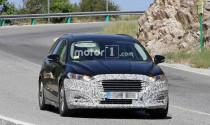 Đối thủ Toyota Camry - Ford Mondeo thế hệ mới chạy thử nghiệm