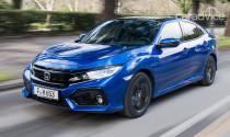 Honda Civic 2018 bản máy dầu sở hữu hộp số tự động 9 cấp