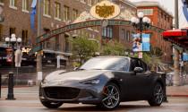 Mazda MX-5 RF 2019 sở hữu động cơ mạnh mẽ hơn, bổ sung tính năng mới
