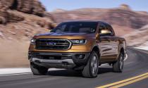 Ford Ranger 2019 bổ sung nhiều công nghệ mới