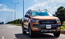 Hơn 2.500 xe Ford Ranger triệu hồi tại Việt Nam do lỗi cáp chuyển số