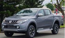 Mitsubishi Triton hoàn toàn mới có giá từ 555 triệu đồng tại Việt Nam