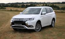 Trình làng Mitsubishi Outlander PHEV 2019, đi kèm với giá bán 1,1 tỷ đồng