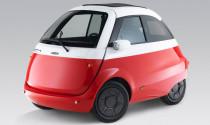 Xe điện tí hon Microlino xuất hiện ở Thụy Sỹ với giá bán 325 triệu đồng