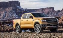 Ford Ranger 2019 giá từ 567 triệu đồng, trang bị thể thao hơn