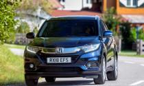 Honda HR-V 2019 phiên bản facelift tiết lộ với động cơ diesel 1.5 lít