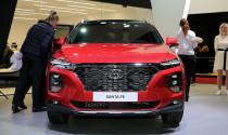 Hyundai Santa Fe 2019 có giá 800 triệu đồng tại Indonesia, giá dự kiến tại Việt Nam trên 1 tỷ đồng
