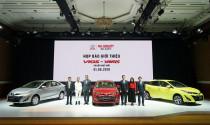 Thị trường ô tô nhộn nhịp đầu tháng, hàng loạt mẫu xe mới ra mắt