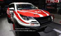 Toyota Fortuner mạnh mẽ và gai góc hơn với phiên bản độ 310 mã lực