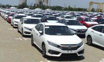 Xe nhập từ Thái Lan và Indonesia áp đảo về thị trường